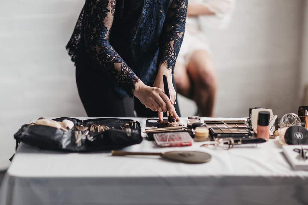 Michelle Cato Makeup- White Magazine
